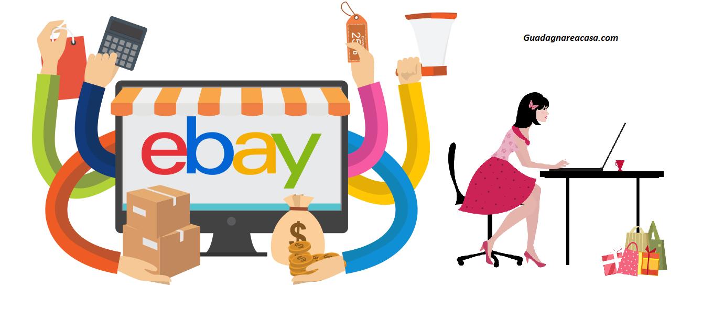 Vendita di oggetti usati su aste online guadagnare a casa for Vendita online oggettistica casa